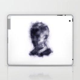Draco Malfoy (smoke painting) Laptop & iPad Skin