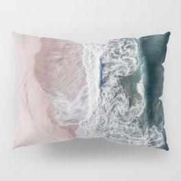 Crashing waves Pillow Sham