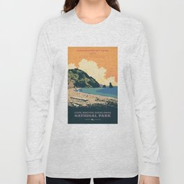 Cape Breton Highlands National Park Long Sleeve T-shirt
