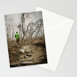 Skateboard Stroll Stationery Cards