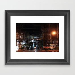 Cables II Framed Art Print