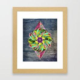 ▲ KAHOOLAWE ▲ Framed Art Print