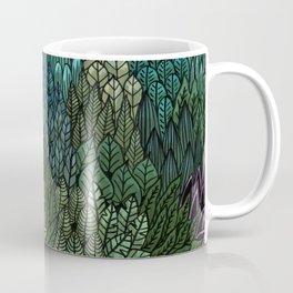 July Leaves Coffee Mug