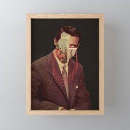 Affiche sous cadre en aluminium Framed Mini Art Print