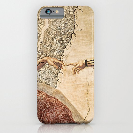 Angel Touch. iPhone & iPod Case