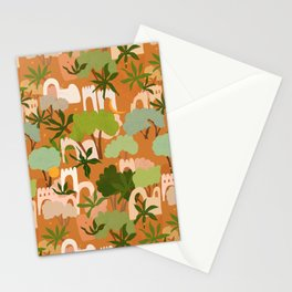 Life in The Jungle Stationery Cards