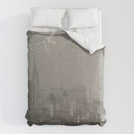 Old grawer Comforters