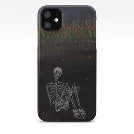 my derelict garden  iPhone Case