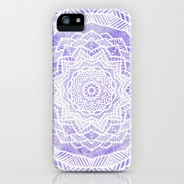 Tribal Mandala iPhone Case