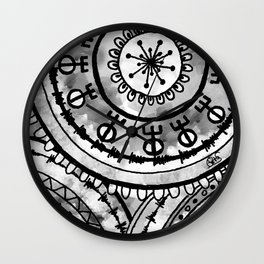 Runas Wall Clock