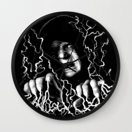 """""""Now young Skywalker you will die""""- EMPEROR PALPATINE Wall Clock"""