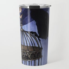 Crows On Heartstrings Promo Travel Mug