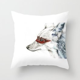Coyote I Throw Pillow