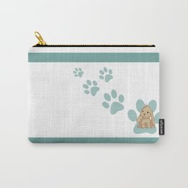 Woof! Carry-All Pouch