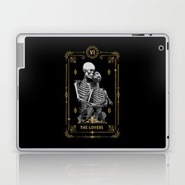 The Lovers VI Tarot Card Laptop & iPad Skin