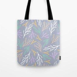 Dried Leaves Tote Bag