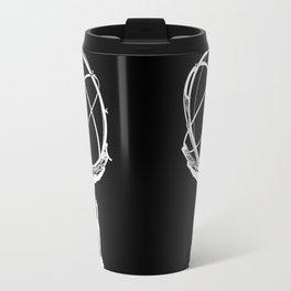 Atlas // Black Travel Mug