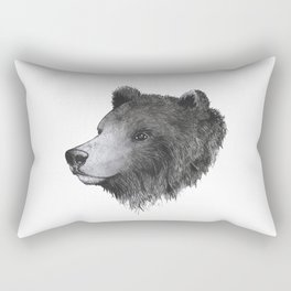 Bear Rectangular Pillow