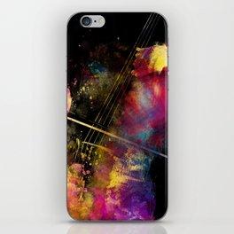 Violoncello art 1 #violoncello #cello #music iPhone Skin