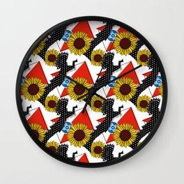 Wichita, KS Wall Clock