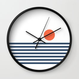 Nautical 04 Wall Clock