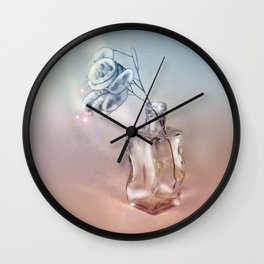LUNARIA LIGHT Wall Clock