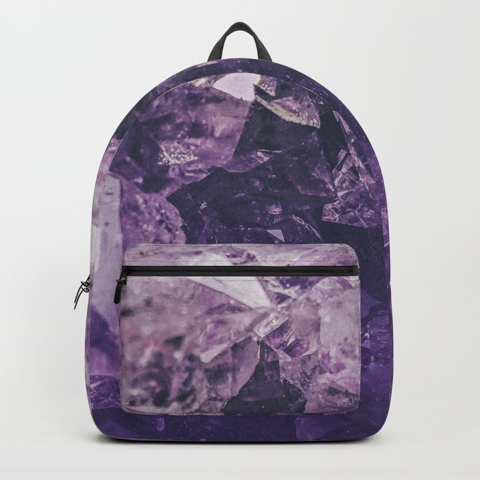 Amethyst Gem Dreams Backpack
