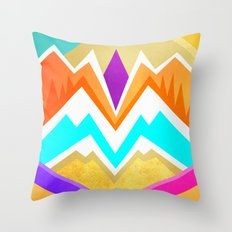 Desert Paradise Throw Pillow