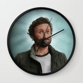 Chuck (Supernatural) Wall Clock