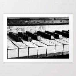 Play For Me Art Print