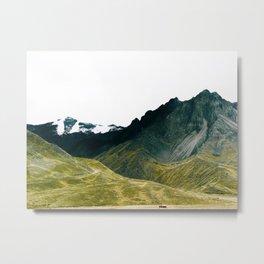 Serenity in Peru Metal Print