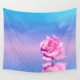 don't be lonely Wall Tapestry
