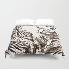 Tiger, Tiger Duvet Cover