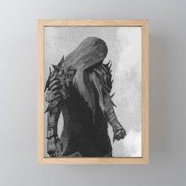 Light Emperor I Framed Mini Art Print