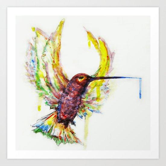 #Colisbry Art Print