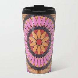 Mandala Musings Travel Mug