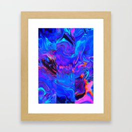 Clain Framed Art Print