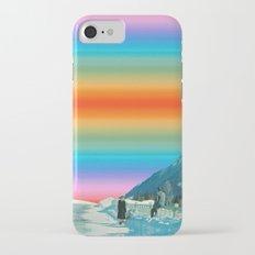 Colors sky iPhone 7 Slim Case