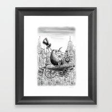 Sky Bosco Framed Art Print