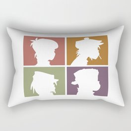 Demon Days Rectangular Pillow