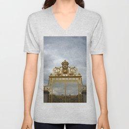 Versailles 1 Unisex V-Neck