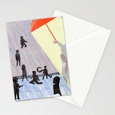 Umbrella Academics Stationery Cards