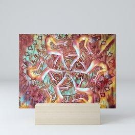 Suspended Reality Mini Art Print