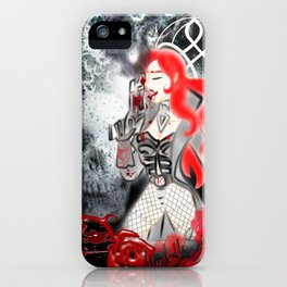 The Taste of Victory. iPhone Case