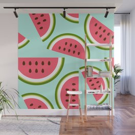 Watermelon Wall Mural