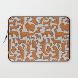 New York Dogs (Reversed) Laptop Sleeve