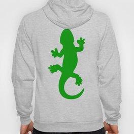 Green Lizard Hoody