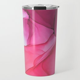 Red impression 1 Travel Mug