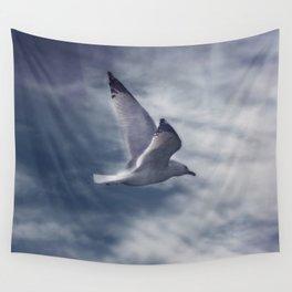 Jonathan Livingston Seagull Wall Tapestry