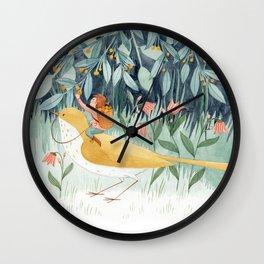 Harvest Help Wall Clock